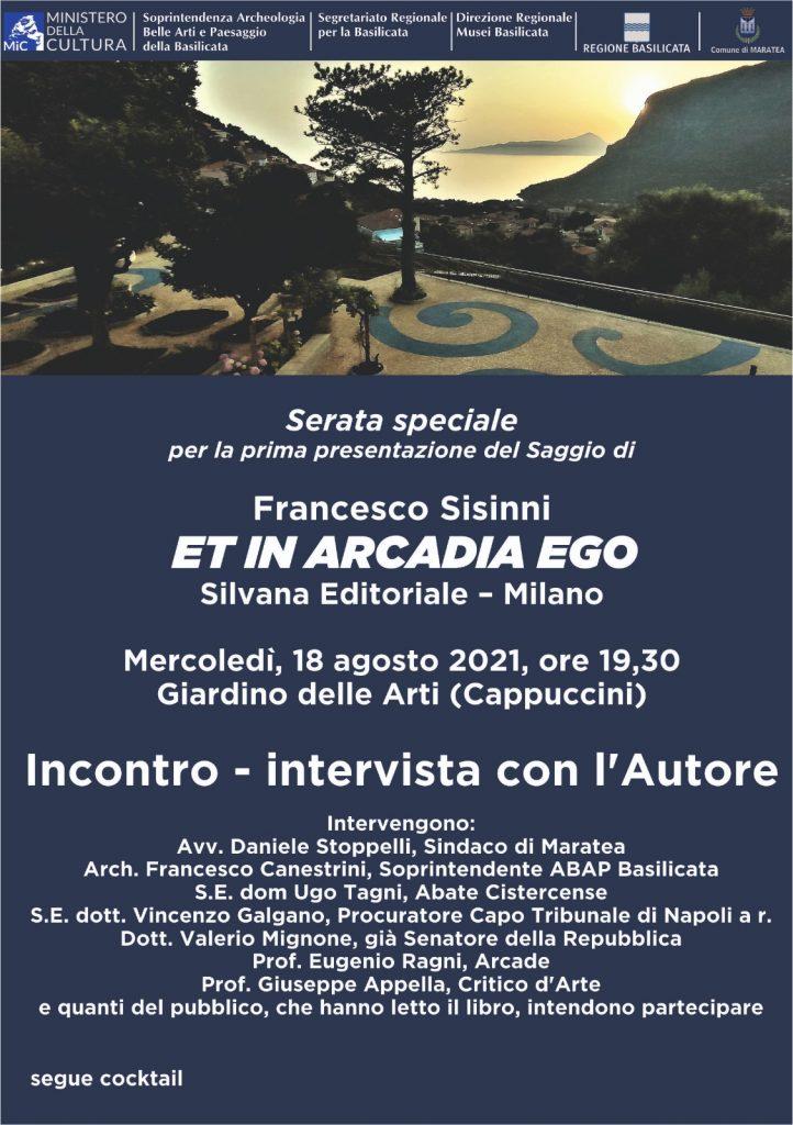Presentazione_Libro_Francesco_Sisinni_Et_in_arcadia_Ego