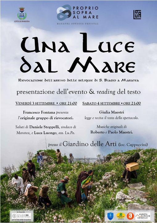 UNA_LUCE_DAL_MARE_Eventi_Maratea